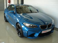 2016 BMW M2 Coupe M-DCT - Front 3/4