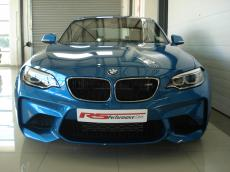 2016 BMW M2 Coupe M-DCT - Front