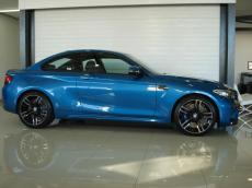 2016 BMW M2 Coupe M-DCT - Side