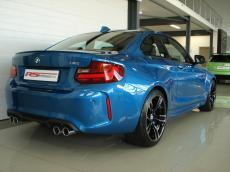 2016 BMW M2 Coupe M-DCT - Rear 3/4
