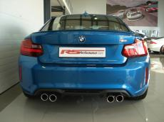 2016 BMW M2 Coupe M-DCT - Rear