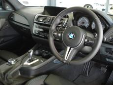 2016 BMW M2 Coupe M-DCT - Interior