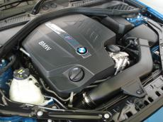 2016 BMW M2 Coupe M-DCT - Engine