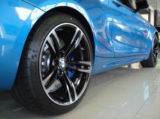 2016 BMW M2 Coupe M-DCT - Detail