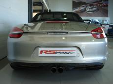 2013 Porsche Boxster S PDK - Rear