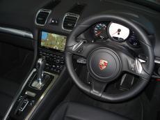 2013 Porsche Boxster S PDK - Interior