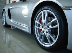 2013 Porsche Boxster S PDK - Wheel