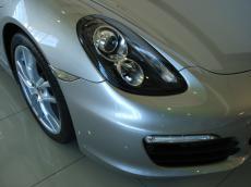 2013 Porsche Boxster S PDK - Detail
