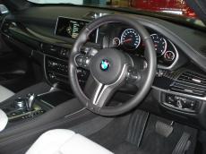2016 BMW X5 M - Interior