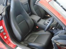 2013 Jaguar F-Type V8 S Convertible - Seats
