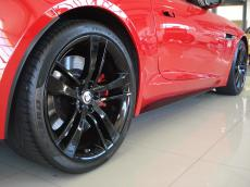 2013 Jaguar F-Type V8 S Convertible - Detail