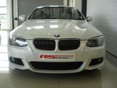 2012 BMW 335i Coupe M-Sport DCT - Front