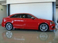 2014 Audi S3 Sedan S tronic - Side