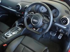 2014 Audi S3 Sedan S tronic - Interior