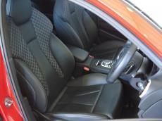 2014 Audi S3 Sedan S tronic - Seats