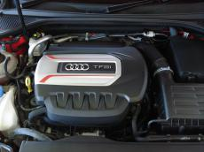 2014 Audi S3 Sedan S tronic - Engine