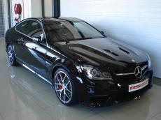 2014 Mercedes C63 AMG Edition 507 Coupe - Front 3/4