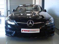 2014 Mercedes C63 AMG Edition 507 Coupe - Front