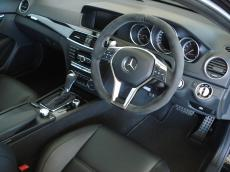 2014 Mercedes C63 AMG Edition 507 Coupe - Interior