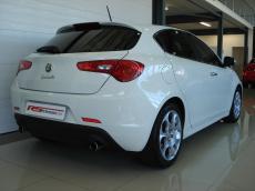 2012 Alfa Romeo Giulietta 1750 TBi QV - Rear 3/4