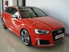 2015 Audi RS3 Sportback - Front 3/4