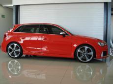 2015 Audi RS3 Sportback - Side