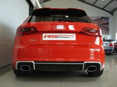 2015 Audi RS3 Sportback - Rear