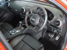 2015 Audi RS3 Sportback - Interior