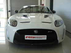 2012 Jaguar XKR-S 5.0 V8 S/C Coupe - Front