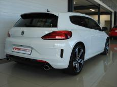 2016 VW Scirocco GP 2.0 TSI R DSG - Rear 3/4
