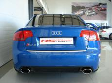 2006 Audi RS4 quattro Sedan - Rear