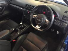 2006 Audi RS4 quattro Sedan - Interior