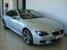 2007 BMW M6 Coupe (E63) - Front 3/4