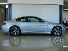 2007 BMW M6 Coupe (E63) - Side