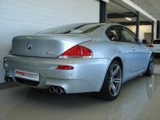 2007 BMW M6 Coupe (E63) - Rear 3/4