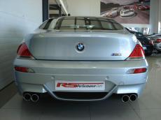 2007 BMW M6 Coupe (E63) - Rear