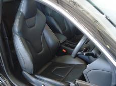 2013 Audi RS5 Coupe quattro S tronic - Seats