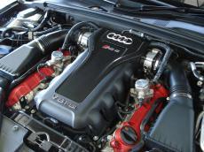 2013 Audi RS5 Coupe quattro S tronic - Engine