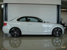 2010 BMW 135i Coupe M-Sport DCT - Side