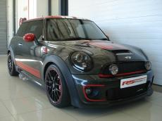 2014 Mini John Cooper Works Hatch