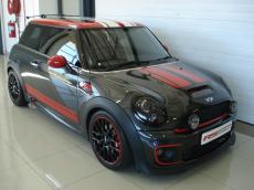 2014 Mini John Cooper Works Hatch - Front 3/4