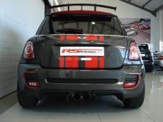 2014 Mini John Cooper Works Hatch - Rear