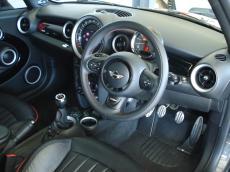 2014 Mini John Cooper Works Hatch - Interior