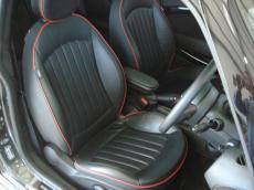 2014 Mini John Cooper Works Hatch - Seats