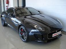 2014 Jaguar F-Type S 3.0 V6 Coupe - Front 3/4