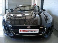 2014 Jaguar F-Type S 3.0 V6 Coupe - Front
