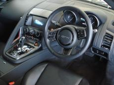 2014 Jaguar F-Type S 3.0 V6 Coupe - Interior
