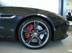 2014 Jaguar F-Type S 3.0 V6 Coupe - Detail