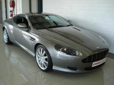 2007 Aston Martin DB9 Coupe - Front 3/4