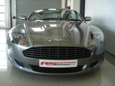 2007 Aston Martin DB9 Coupe - Front